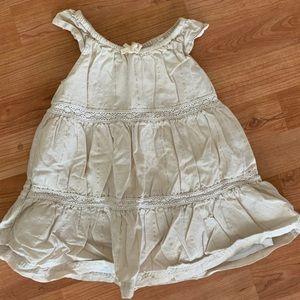 Hanna Andersson | Tan Sleeveless Dress